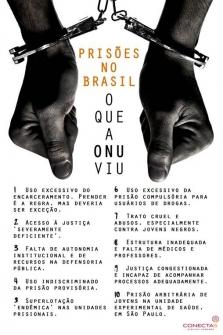 You are currently viewing ONU denuncia prisões brasileiras no dia 10/9