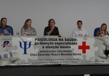You are currently viewing CRP 14/MS discute a atuação da Psicologia nos serviços de saúde