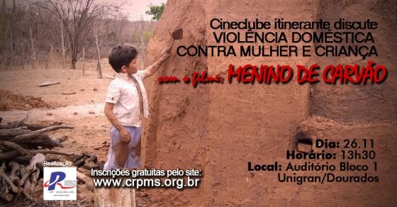 "You are currently viewing Dourados: Cineclube exibe ""O Menino de Carvão"", dia 26 de novembro"