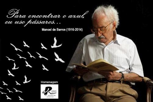 You are currently viewing Homenagem a Manoel de Barros