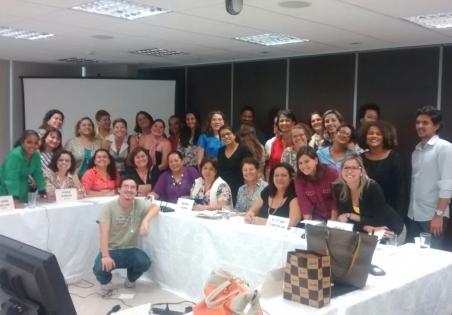 You are currently viewing Sueli Viçoso representa CRP 14/MS na reunião nacional do CREPOP