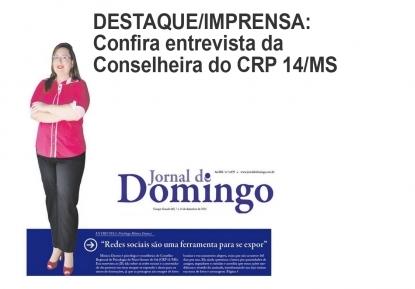 You are currently viewing Conselheira do CRP 14/MS fala sobre comportamento em Redes Sociais