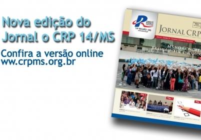 You are currently viewing Jornal CRP 14 – Edição outubro a Dezembro