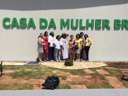You are currently viewing CRP MS prestigia inauguração da 1ª Casa da Mulher Brasileira
