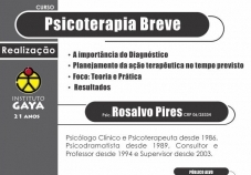 You are currently viewing Curso | Psicoterapia Breve