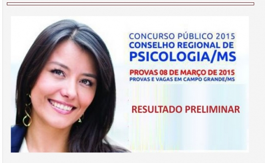 You are currently viewing Divulgado Resultado Preliminar do Concurso do CRP 14/MS