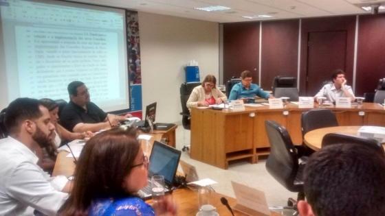 You are currently viewing CRP 14/MS participa de reunião nacional de tesoureiros em Brasília