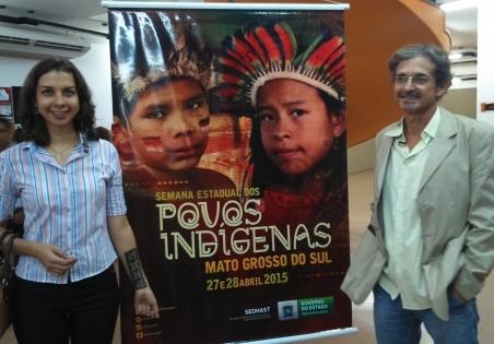 You are currently viewing CRP 14 participa da Semana dos Povos Indígenas de MS