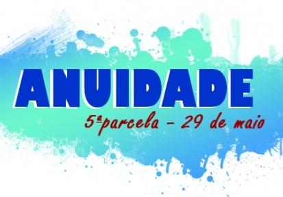 You are currently viewing Anuidade 2015 pode ser paga até o dia 01/06 sem juros e multas