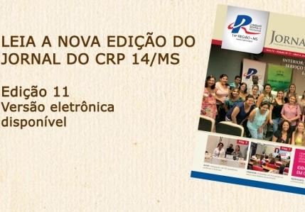 You are currently viewing Leia o novo Jornal do CRP 14/MS – Edição 11