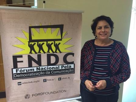You are currently viewing Beatriz Xavier representa CRP 14/MS em reunião do FNDC