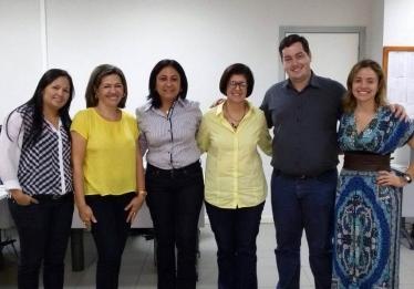 You are currently viewing COF realiza reunião com  Psicólogas do  Fórum de Campo Grande