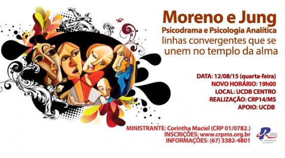 You are currently viewing Conferência: Moreno e Jung – Psicodrama e Psicologia Analítica (NOVO HORÁRIO)