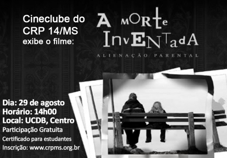 You are currently viewing Cineclube discute Alienação Parental neste sábado (29)