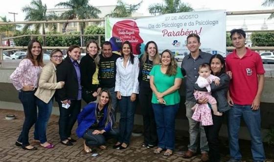 You are currently viewing Psicólogos(as) de Três Lagoas celebram os 53 anos de regulamentação da profissão
