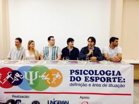 You are currently viewing Conferência de Psicologia do Esporte marca consolidação de GT para promover a abordagem em MS