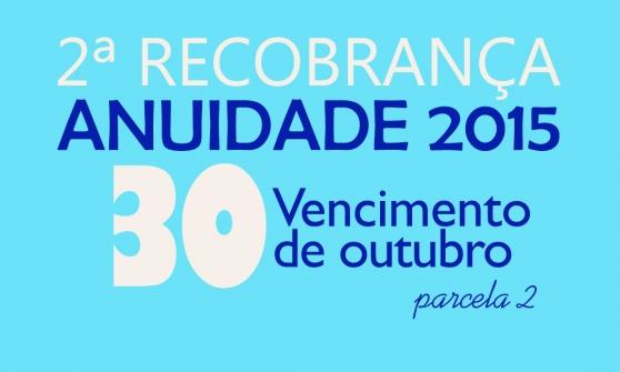 You are currently viewing 2ª Recobrança – parcela vence dia 30 de outubro