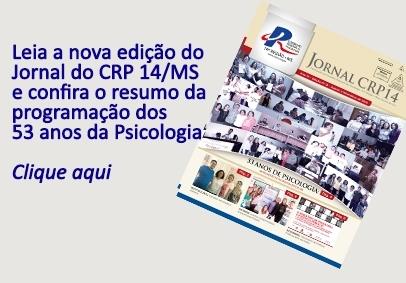 You are currently viewing Confira versão digital do Jornal do CRP14 – Edição 12