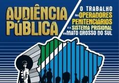 You are currently viewing CRP14 participa de Audiência Pública sobre Trabalho e Operações Penitenciárias