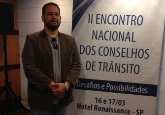 You are currently viewing Conselho participa do II Encontro Nacional dos Conselhos de Trânsito