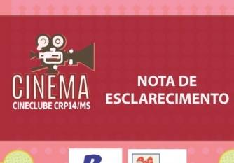 You are currently viewing Cineclube da Comissão de Psicologia e Povos Indígenas é adiado.