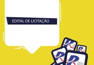 You are currently viewing Edital de Licitação: aquisição de material de expediente
