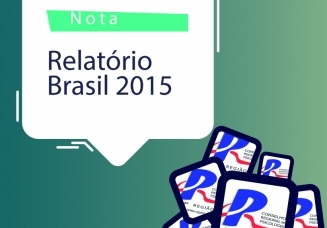 You are currently viewing Nota sobre o Relatório Brasil 2015