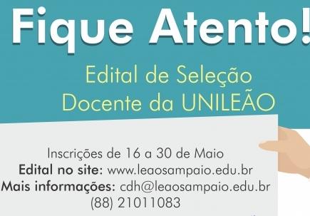You are currently viewing Centro universitário abre vaga para docente no curso de Psicologia (divulgação de terceiros)