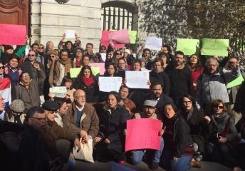 You are currently viewing CRP14/MS participa de manifestação em Buenos Aires