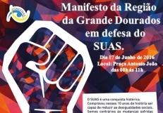 You are currently viewing CARTA ABERTA – DOURADOS – MS EM DEFESA DA POLÍTICA PÚBLICA DE ASSISTÊNCIA SOCIAL –  SUAS