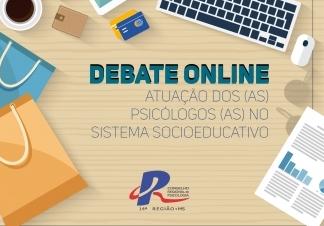 You are currently viewing CRP14/MS retransmite debate online sobre a  atuação dos (as) psicólogos (as) no sistema socioeducativo
