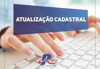 You are currently viewing Prazo  para atualização cadastral online termina na sexta-feira (24)