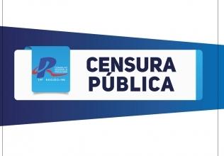 You are currently viewing CENSURA PÚBLICA: Processo Ético Disciplinar n. 006/2014/MS