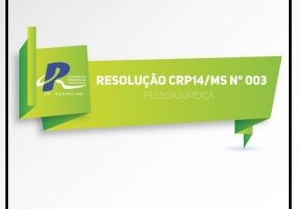 You are currently viewing CRP14/MS divulga resolução para inscrições e cancelamentos de pessoas jurídicas