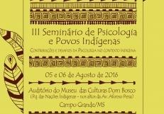 You are currently viewing CRP14/MS divulga programação do III Seminário Psicologia e Povos Indígenas