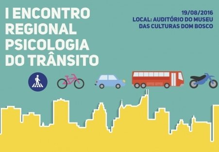 You are currently viewing I Encontro Regional de Psicologia do Trânsito será realizado nesta sexta-feira (19)