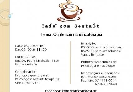 You are currently viewing Café com Gestalt retorna com atividades