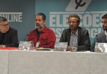 You are currently viewing Eleições 2016: Assista na íntegra o vídeo do debate entre as chapas