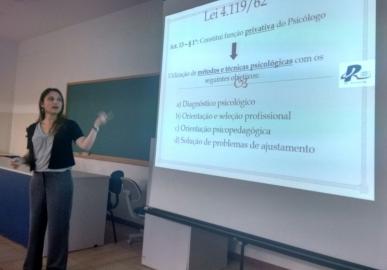 You are currently viewing CRP14/MS realizada palestra em Paranaíba em comemoração ao Dia/ da/a Psicóloga/o