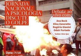 You are currently viewing Debate discutirá o papel da Psicologia na Defesa da Democracia