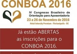You are currently viewing CONBOA 2016 – APOSENTADORIA: afastamento das atividades usuais de trabalho (divulgação de terceiros)