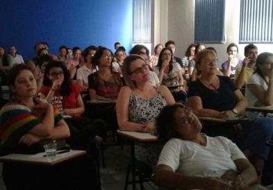 You are currently viewing Debate sobre saúde mental lota sessão do cineclube