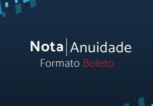 You are currently viewing ATENÇÃO –  cobrança da Anuidade 2017 foi emitida em boleto