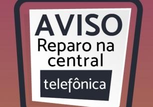 You are currently viewing AVISO – Linhas de Telefone