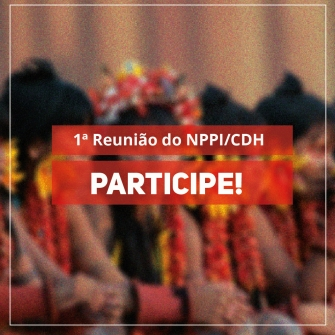 You are currently viewing Encontro do Núcleo de Povos Indígenas contará com transmissão online