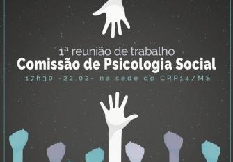 You are currently viewing Comissão de Psicologia Social realiza reunião de trabalho nesta quarta (22)