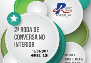 You are currently viewing Dourados recebe 2ª Roda de Conversa no interior