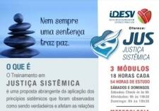 You are currently viewing Treinamento de Justiça Sistêmica (divulgação de terceiros)