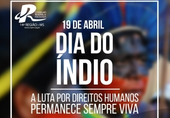 You are currently viewing Dia do Índio –  momento de relembrar um compromisso de luta