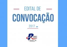 You are currently viewing Edital de Convocação 2017